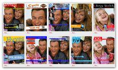 Maak je eigen persoonlijke fake magazine covers Hi-res A4 formaat http://watzewillen.nl