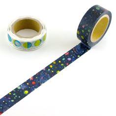 Galaxy Washi Tape