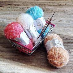 Creative Bubble Wolle zum Stricken von Spülschwämmen von rico design