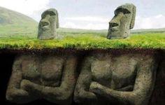 ━╋━▇╱╲▇━╋━  Ni vet huvudena på som står på Påskön - de har tydligen kroppar också http://blish.se/d1bb49dd7f #påskön #statyer #historia #kultur