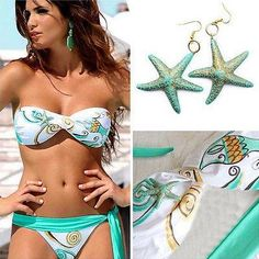 Brand Name: ITFABS Model Number: women strapless bikini set Material: Cotton,Polyester Gender: Women Pattern Type: Print Support Type: Wire Free Waist: Low Waist With Pad: Yes Fit: Fits true to size, take your normal size Item Type: Bikinis Set