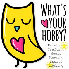What\'s your hobby graphic for direct sales online parties. #ilovemybaglady