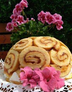 Őszibarackos Charlotte Apple Pie, Desserts, Food, Yogurt, Tailgate Desserts, Deserts, Meals, Dessert, Yemek