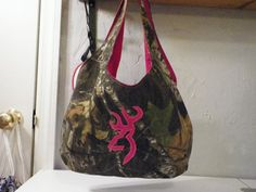"""Browning Camo Purses 