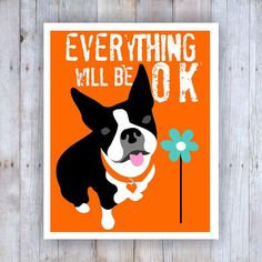 Hey, I found this really awesome Etsy listing at https://www.etsy.com/listing/127100395/boston-terrier-art-boston-terrier-print