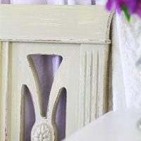 Paint And Age Furniture Without Chalk Paint