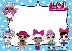 577 Best Birthday Lol Dolls Images In 2019 Bakken Bambola Partito