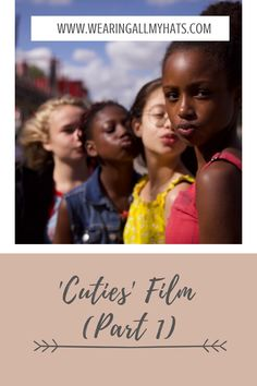 Have you watched the movie 'Cuties'? If not, here is a break down of the plot and some of the messages Maïmouna Doucouré sought to convey. Netflix, Social Media, Messages, Film, Movies, Movie Posters, Movie, Film Stock, Films