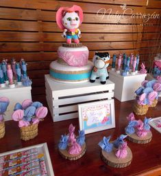 Sheriff Callie Birthday Party Ideas | Photo 14 of 19 | Catch My Party