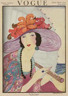 Vogue June 1910