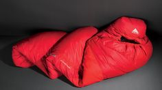 Two hundred bucks for a water-resistant down sleeping bag that weighs less than three pounds and stuffs down to the size of a football? Yes, please.