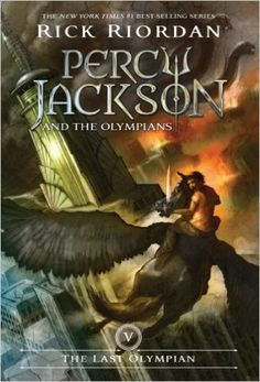 The Last Olympian (Percy Jackson and the Olympians, Book 5) - Kindle edition by Rick Riordan. Children Kindle eBooks @ Amazon.com.