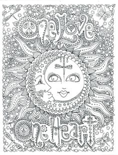 trippy coloring pages printable  Enjoy Coloring  clipart bw
