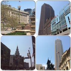 Layers of #awesome #architecture and #openspaces, make #Cleveland one of America's most eye-catching and #interesting modern cities. #city #gg9 #globetrotter #ohio #travel #traveller #travels #urban #usa