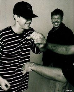 Donnie and Mark