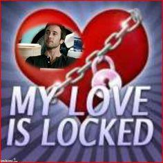 My Love is Locked