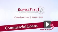 Capital Fund provides commercial bridge loans for real estate investors in Phoenix AZ. CFI can fund almost any commercial property within 3-5 business days.