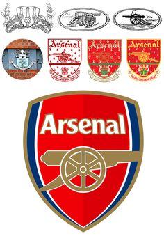Arsenal Football Club (Arsenal Fútbol Club) // Uno de los grandes ingleses, uno de los más longevos del Reino Unido. Varias veces campeón británico y único londinense en llegar a una final de la UEFA Champions League. // One of the great Englishmen, one of the longest-lived in the UK. Several times British champion and only Londoner to reach a final of the UCL.