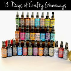Enter Blitsy's 12 Days of Crafty Giveaway! New prizes every day through Cyber Monday!
