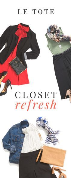 Closet full of clothes, nothing to wear? Imagine wearing these styles without needing to own them. All for only $59 per month.