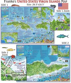 us virgin islands guide and dive
