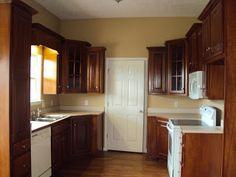 Kitchen white appliances on Pinterest | White Appliances, Cherry