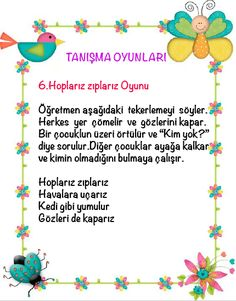 1. Sınıflar İçin İlk Günü Tanışma OYunları. Çİğdem Öğretmen First Day Of School, Pre School, Back To School, Symmetry Activities, Educational Games, Preschool Activities, Games For Kids, Montessori, Teacher