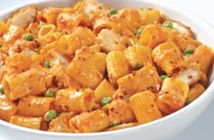 Spicy Chicken Rigatoni from Buca di Beppo. I love this dish wish I could make it at home!!!!!