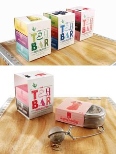 Tea Bar. Designed by PROUDdesign, the Netherlands.