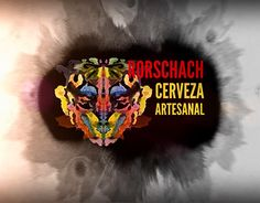 """Check out new work on my @Behance portfolio: """"Proyecto Cerveza Rorschach"""" http://be.net/gallery/58459707/Proyecto-Cerveza-Rorschach"""