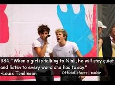 Niall One Direction Fun Fact << if it's a fun fact then why am I crying !!???<< what do unicorn farts smell like? Exactly theirs no explanation what's so ever k guys I'm talking bout unicorn farts I think it's time for bed... Niall horans belly button speaks sign language.. Yup good night peeps