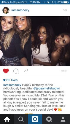 LM Little Mix Instagram, You Never, You Deserve, I Laughed, Fails, Happy Birthday, The Incredibles, Happy Brithday, Urari La Multi Ani