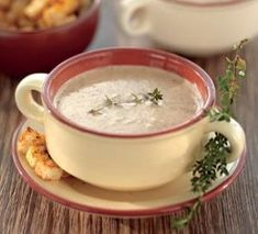 Самый простой грибной суп