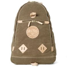 67e47560403 Yuketen Waxed Triangle Backpack · Herschel Heritage BackpackTriangle