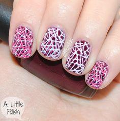 A Little Polish: AIS - Shadow/Double   #nail #nails #nailart