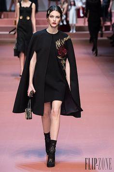 Dolce & Gabbana Fall-winter 2015-2016 - Ready-to-Wear