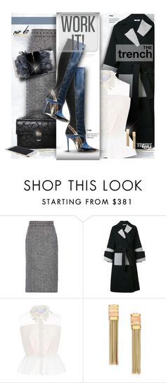 """WORK IT! THE TRENCH 