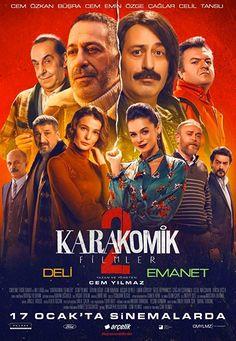 Karakomik Filmler 2: Deli – Emanet