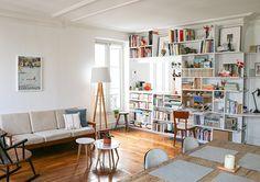 A Customized, Parisian Home Built to Last | Design*Sponge