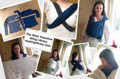 Back to Basics - make your own baby carrier out of an old t-shirt.