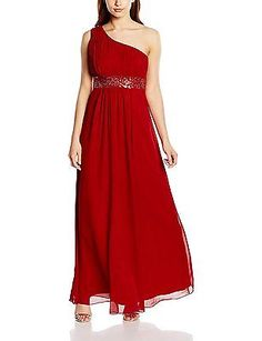10, Red - Red (Red), Astrapahl Women's Br7111ap Dress NEW