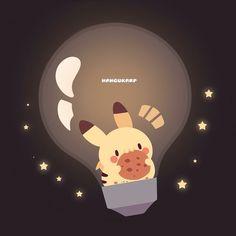 He will work for food Cute Kawaii Animals, Cute Animal Drawings Kawaii, Cute Cartoon Drawings, Kawaii Drawings, Cute Pokemon Wallpaper, Cute Wallpaper Backgrounds, Cute Cartoon Wallpapers, Kawaii Doodles, Kawaii Art