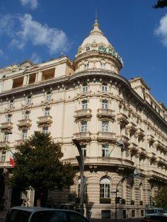 Hotel Excelsior, Via Veneto, ROME by Philip Greenleaf, via Flickr