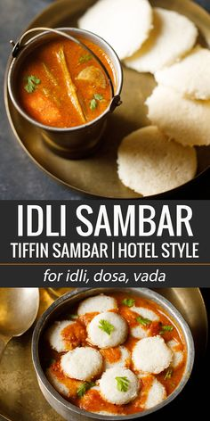 delicious and tasty hotel style tiffin sambar that can be served with idli, dosa and vada. the sambar recipe is made with freshly ground spices and this is the hallmark of this sam Veg Recipes, Indian Food Recipes, Vegetarian Recipes, Cooking Recipes, Healthy Recipes, Ethnic Recipes, Jain Recipes, Kerala Recipes, What's Cooking