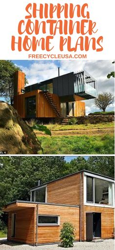 See why this is the Best Guide on learning how to Build a Shipping Container Home. #containerhome #containerhouse
