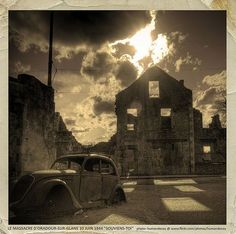 D'Oradour-Sur-Glane, by Human Decoy