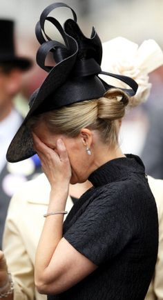 Countess of Wessex, June 19, 2014 in Jane Taylor| Royal Hats