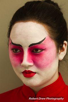#Asian #Japanese #Portrait #Makeup