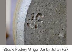 Julian Falk - JF mark and label