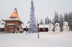 Santa Claus Village, Rovaniemi, #Finlandia